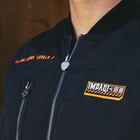 Impaqt bomber black/orange