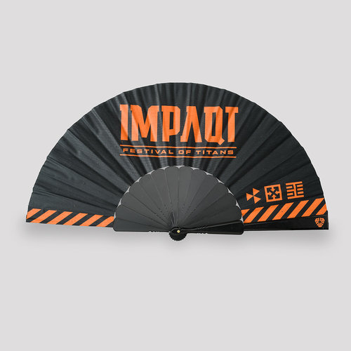 Impaqt handfan black/orange