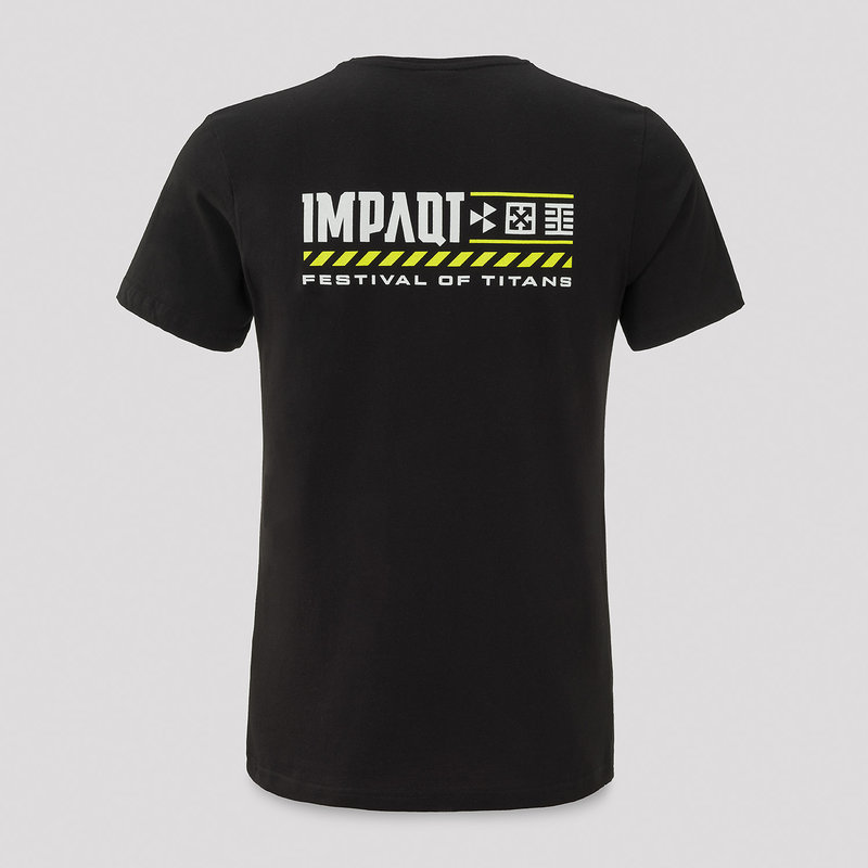Impaqt Spider t-shirt black