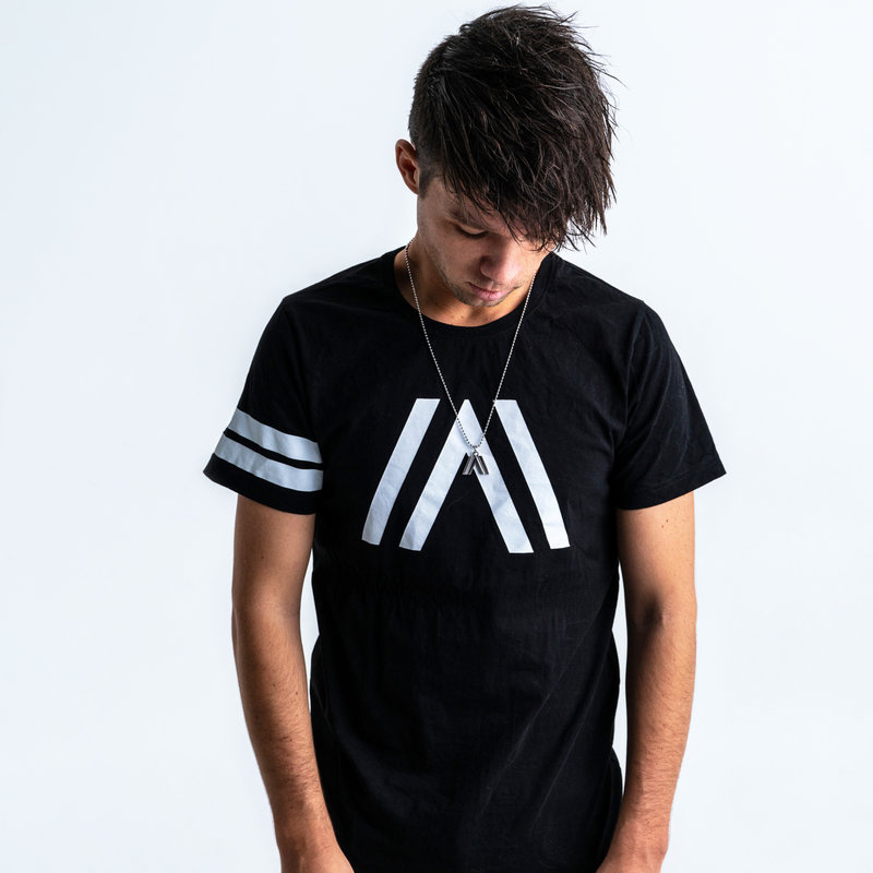 Atmozfears long tee black/white