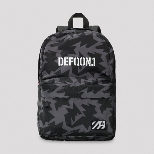 Defqon.1 backpack grey/camo