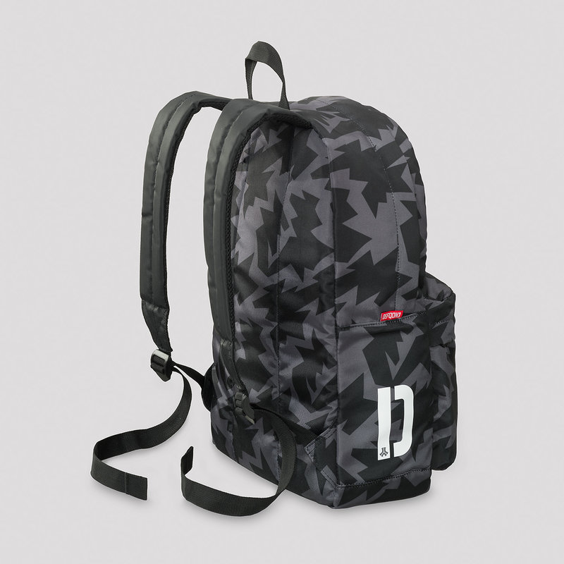 Defqon.1 backpack grey/camo