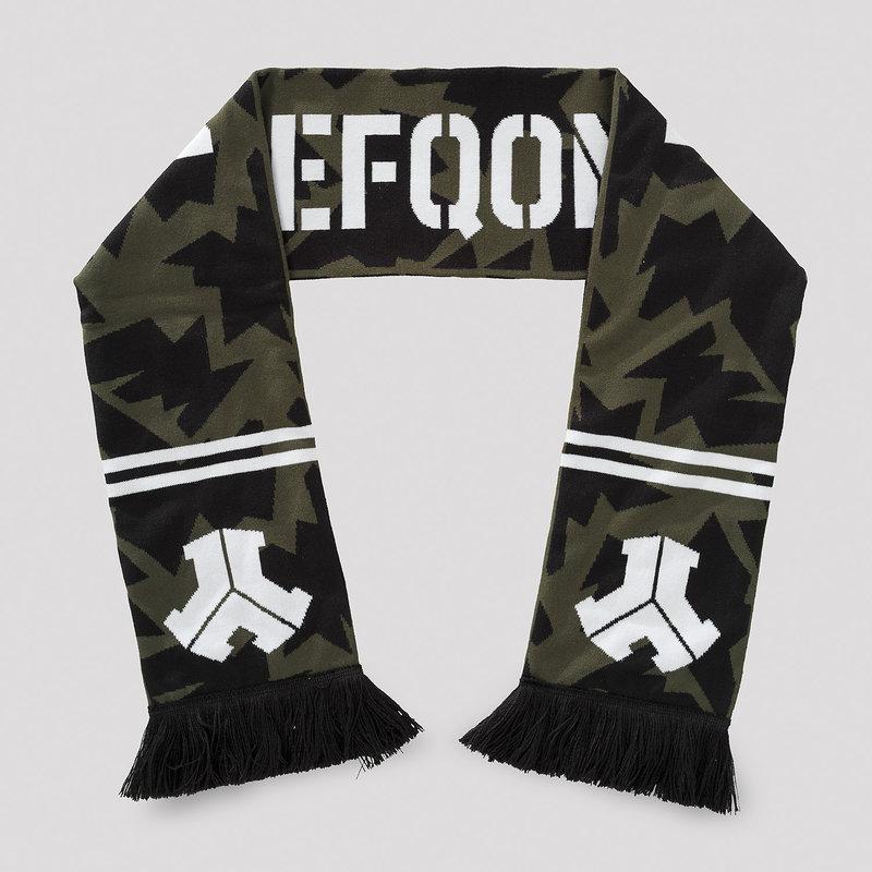Defqon.1 scarf black/camo