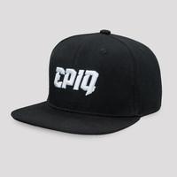 Epiq snapback black/white