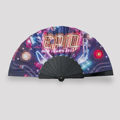 Epiq handfan purple/theme