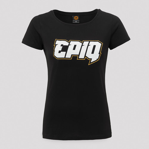 Epiq t-shirt black/white