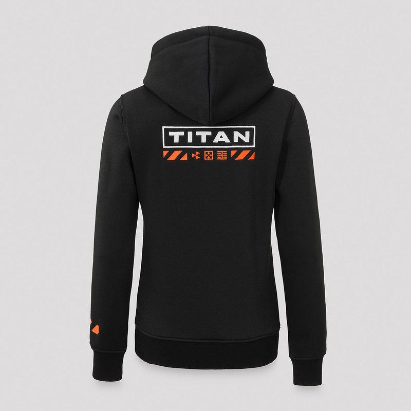 Impaqt hoodie black/white