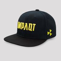 Impaqt snapback black/yellow