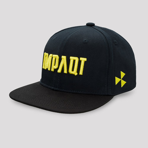 Impaqt snapback black/yellow