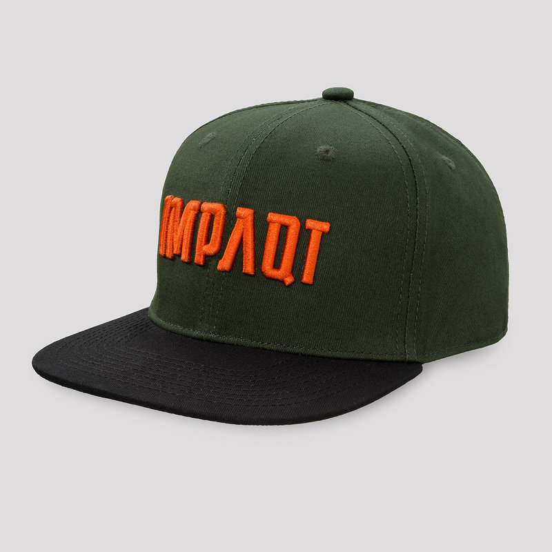 Impaqt snapback green/black