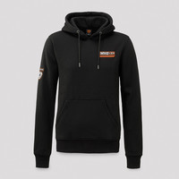 Impaqt hoodie black/orange