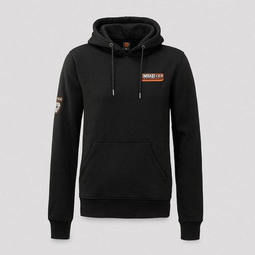 Impaqt hoodie black/orange