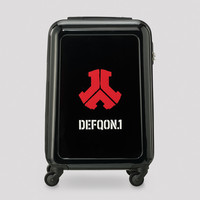 Defqon.1 trolley black/red