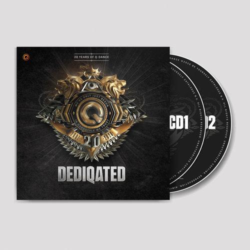 Dediqated CD – 20 years of Q-dance