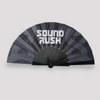 Sound Rush handfan black