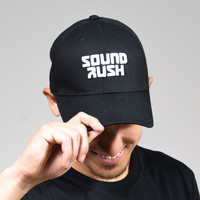 Sound Rush baseball cap black