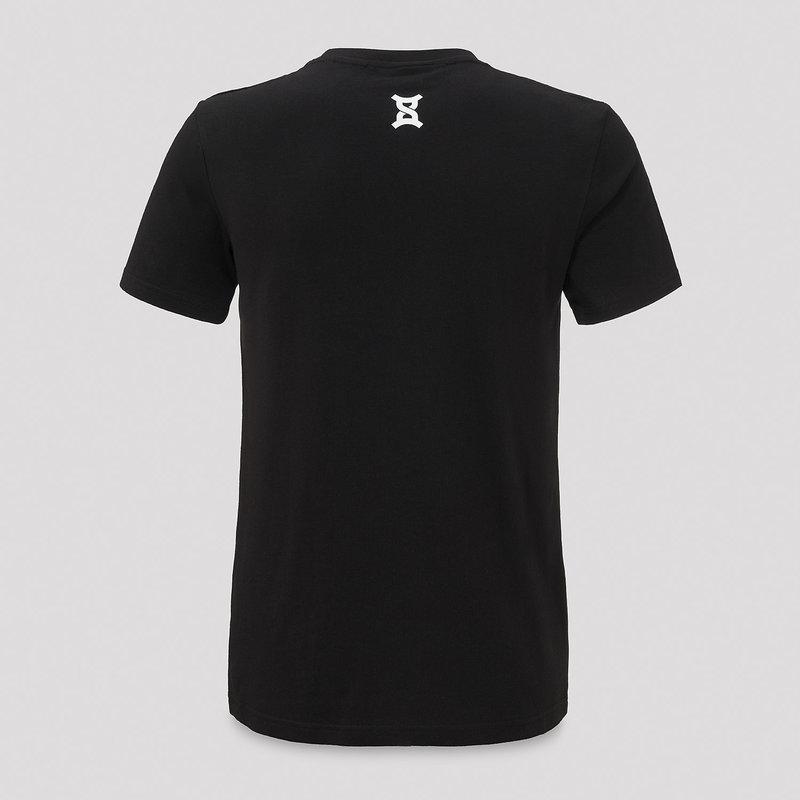 Sound Rush t-shirt black/white