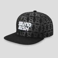 Sound Rush snapback black/pattern