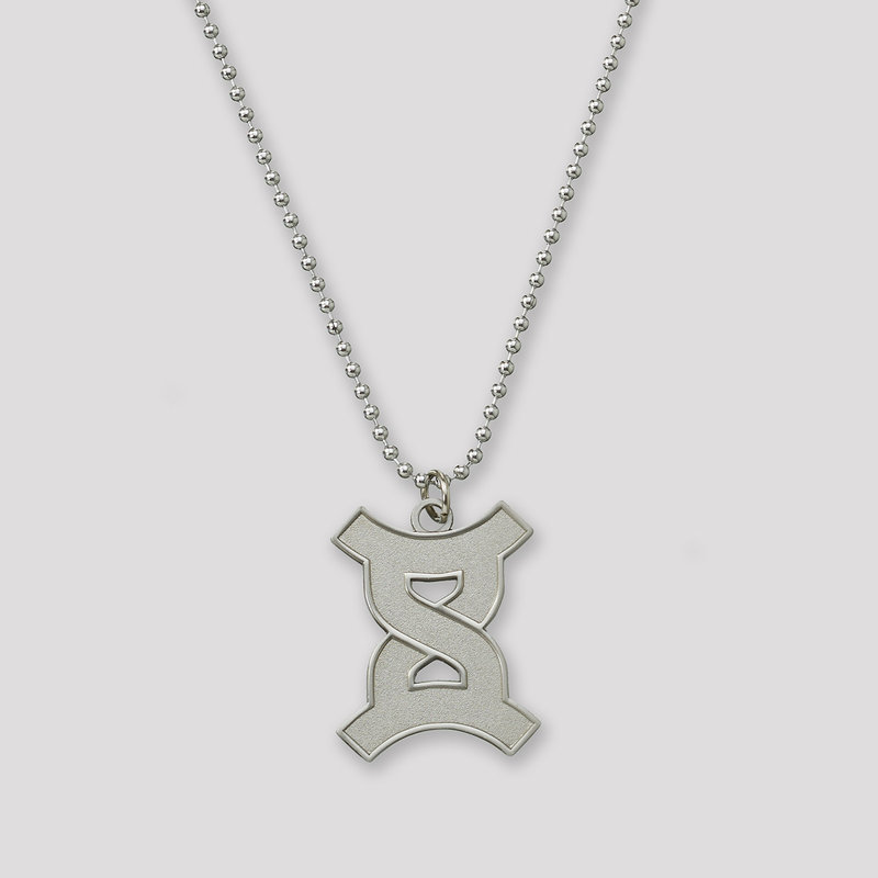 Sound Rush necklace metal