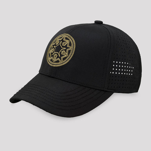 Qlimax baseball cap black/gold