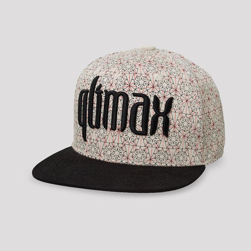 Qlimax snapback off white/black