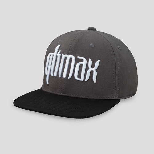 Qlimax snapback grey/black