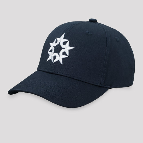 Qlimax baseball cap navy/white