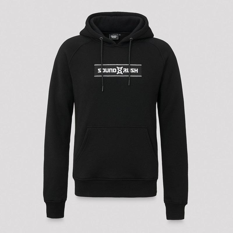 Sound Rush hoodie black/white
