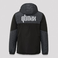 Qlimax jacket black/grey