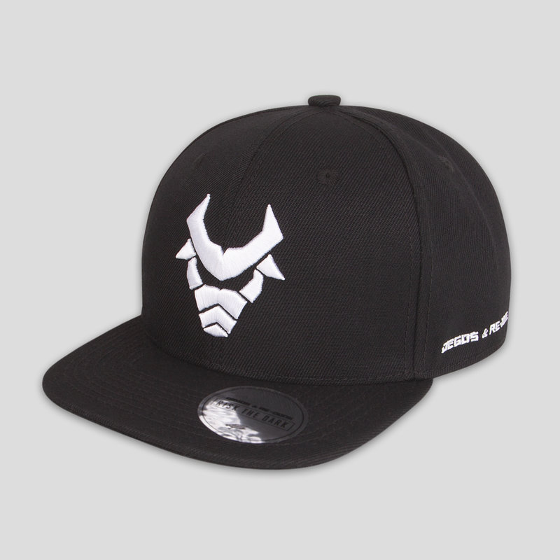 Degos & re-done snapback black