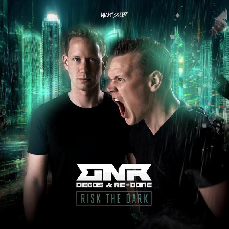 Degos & re-done - risk the dark (cd-album)