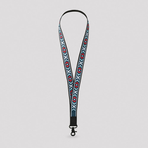 Defqon.1 lanyard navy/red