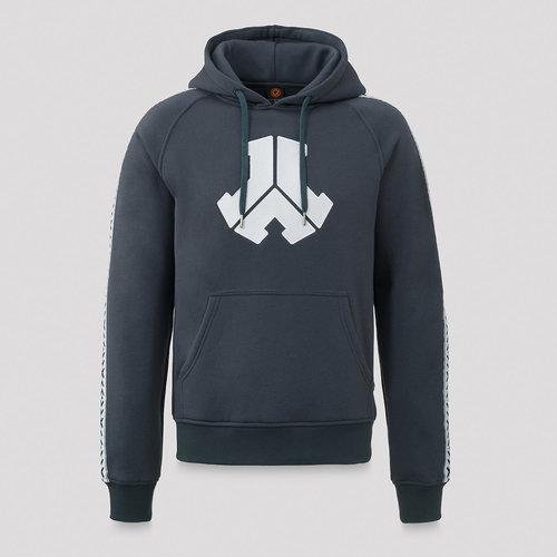 Defqon.1 hoodie blue/tape