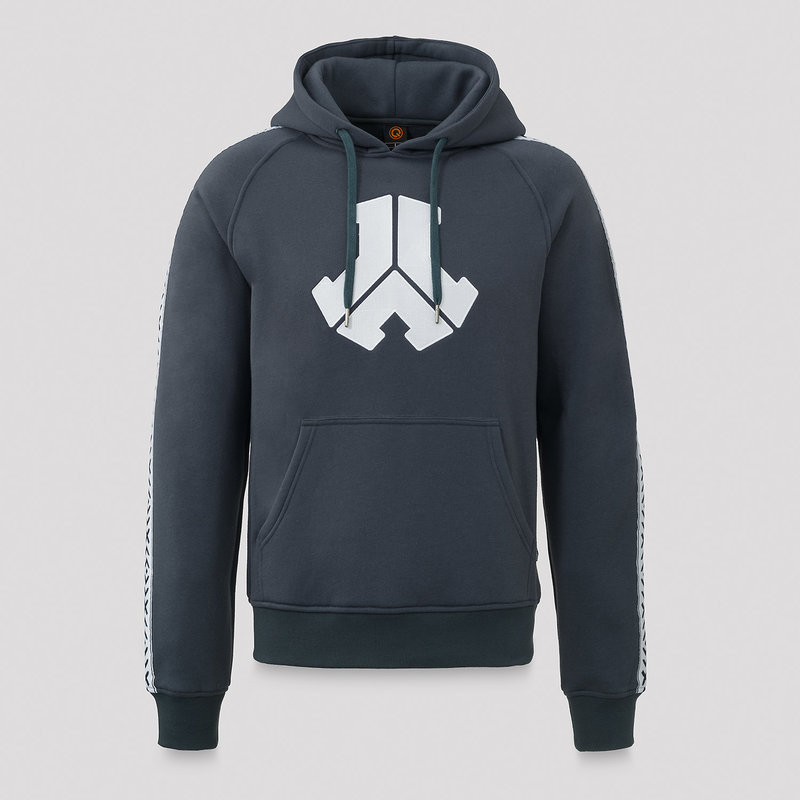 Defqon.1 hoodie blue/tape