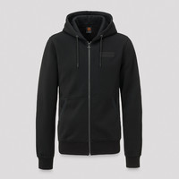 Defqon.1 hooded zip black/black
