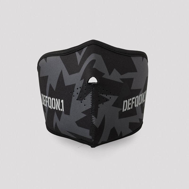 Defqon.1 facemask black/grey