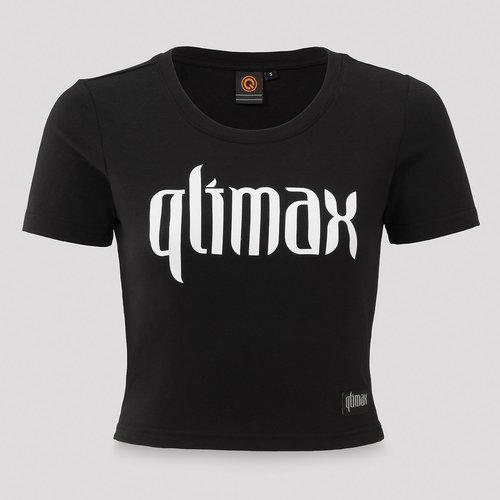 Qlimax short tee black/white