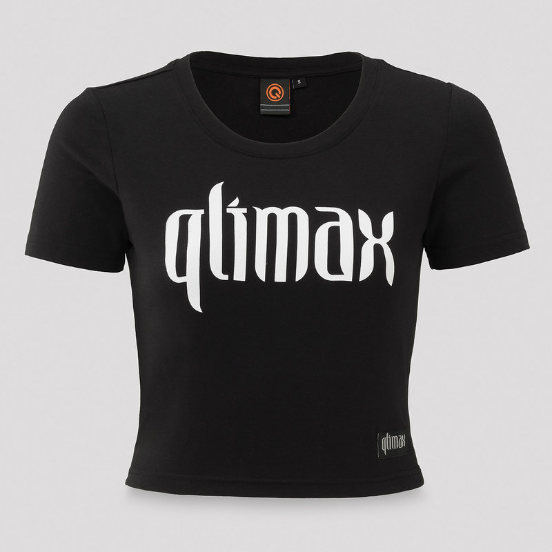 Qlimax short tee black/white