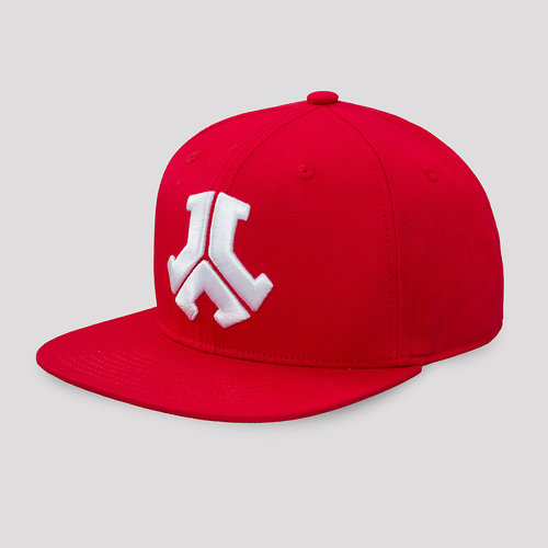 Defqon.1 snapback red/white