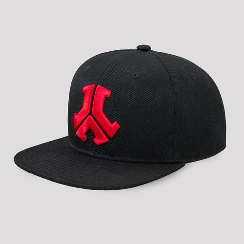 Defqon.1 snapback black/red