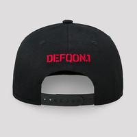 Defqon.1 snapback black/red
