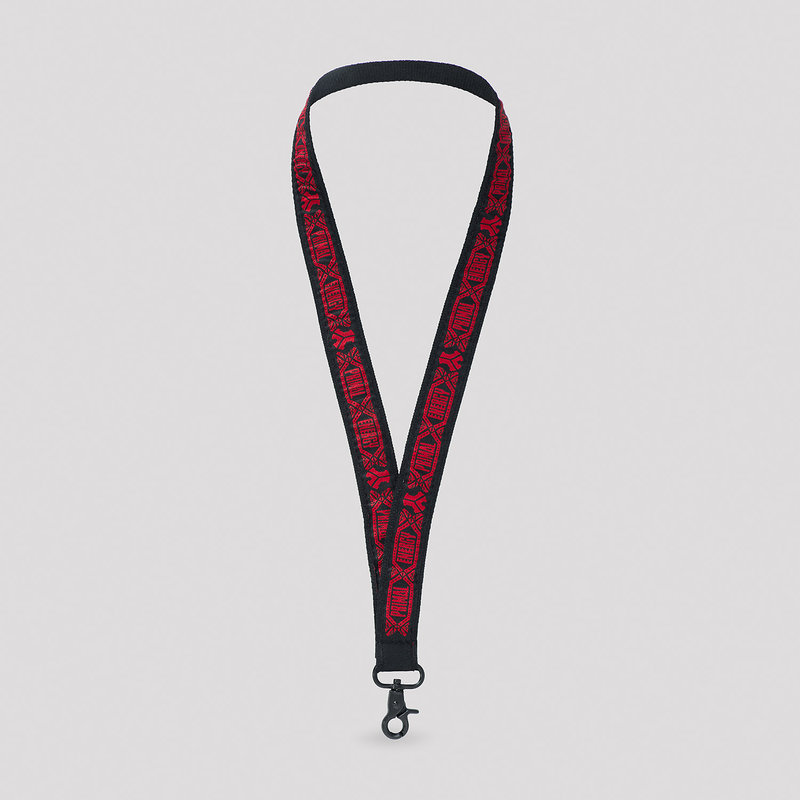 Defqon.1 Primal Energy lanyard red/black