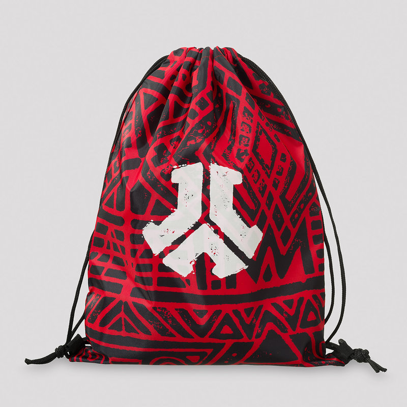 Defqon.1 Primal Energy stringbag red/white