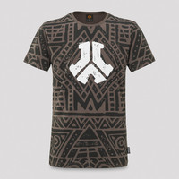 Defqon.1 Primal Energy T-shirt grey/pattern