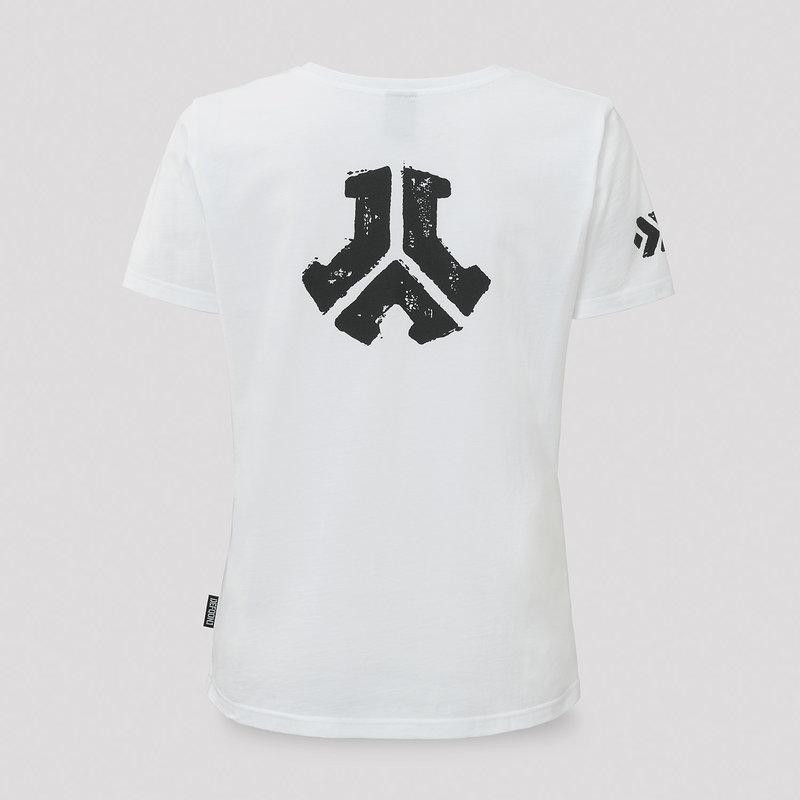 Defqon.1 Primal Energy t-shirt boyfriend white