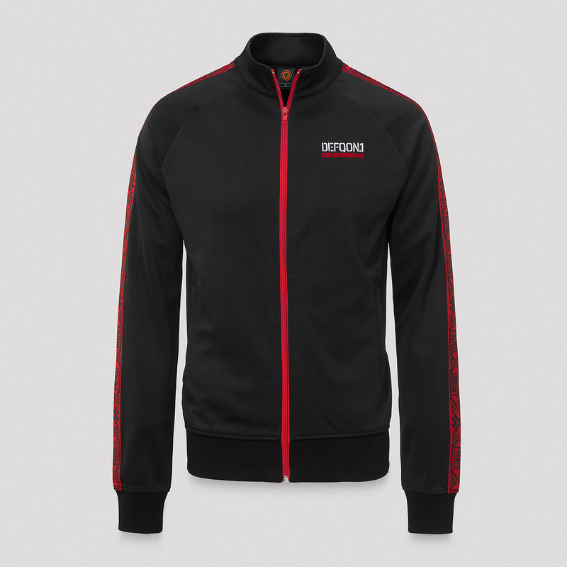 Defqon.1 Primal Energy trackjacket black/red