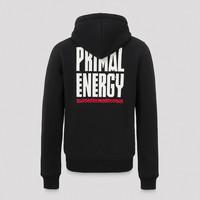 Defqon.1 Primal Energy hooded zip black
