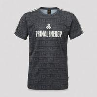 Defqon.1 Primal Energy sport t-shirt black