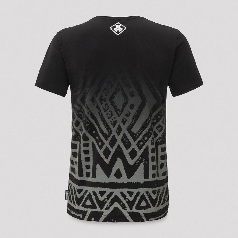 Defqon.1 t-shirt black/gradient