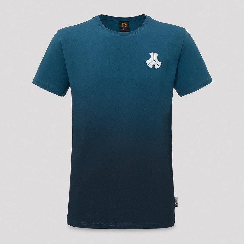 Defqon.1 t-shirt blue/gradient